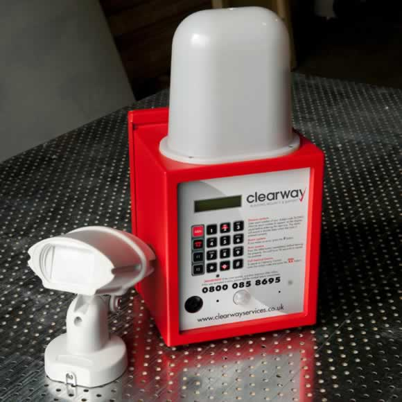 Clearway Solo Alarm System And Sensors