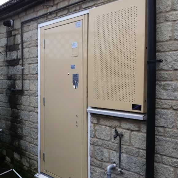 Steel Security Doors & Screens