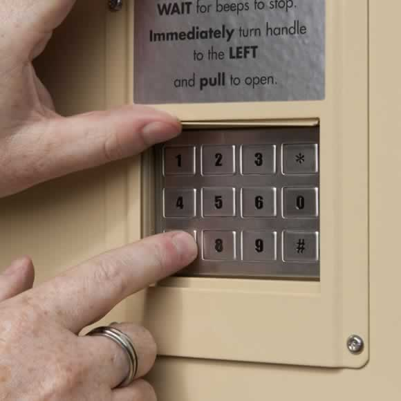 Keyless Door Keypad Access Control